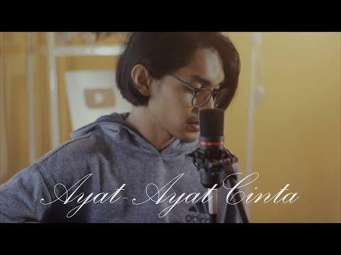 AYAT-AYAT CINTA - ROSSA (Cover By Tereza)