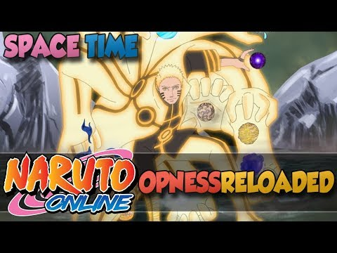 BALANCE POWER YET STILL ONE SIDED (SPACE TIME) - NARUTO ONLINE