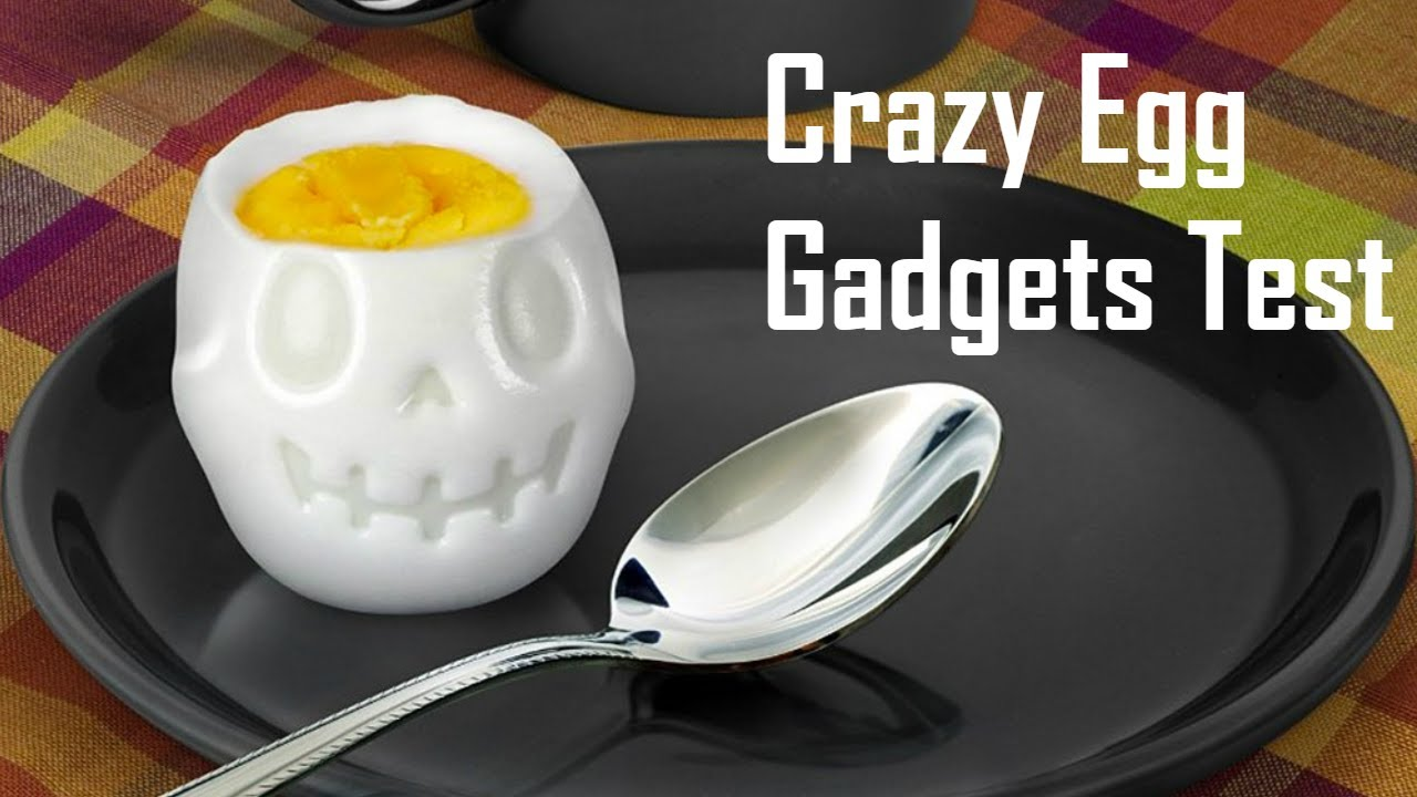 10 Egg Gadgets Put To The Test Best Kitchen Gadgets Youtube - Egg-kitchen-gadgets