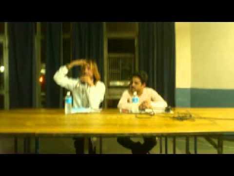 OMA THE AKK on GURU in Jawaharlal Nehru University AUDIO part 1