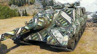 AMX 50 Foch (155) - 13,4K DAMAGE - World of Tanks Gameplay