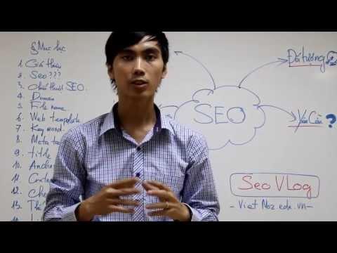 Giới Thiệu Vlog Học SEO Cùng VietMoz