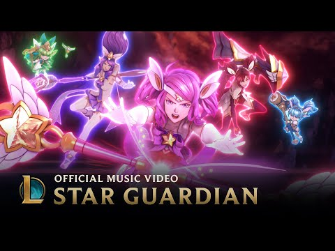 Burning Bright  Star Guardian Music Video  League of Legends