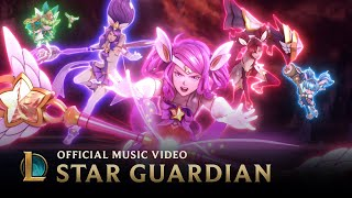 Burning Bright | Star Guardian Music Video - League of Legends(Star Guardians can only defeat the darkness that spreads across the universe if they stand together. They will fight as one or fall as many. Learn more: ..., 2016-10-06T23:37:18.000Z)