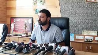 Government will not leave any one accused in Pigeon Pea Scandal: Jayesh Radadiya