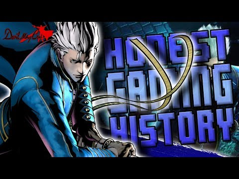 [Devil May Cry] The Full Story of Vergil | Honest Gaming History (Origin Story)