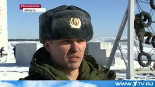 Сотрудники Внутренних войск МВД России отмечают свой профессиональный праздник