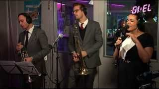 Caro Emerald - Perfect Day (Live Lou Reed cover) @ Giel 3FM