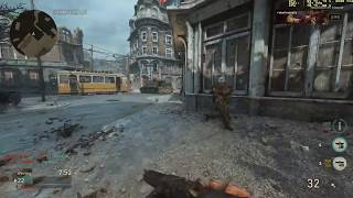 Call of Duty  WWII Multiplayer Aachen 60 fps viedo