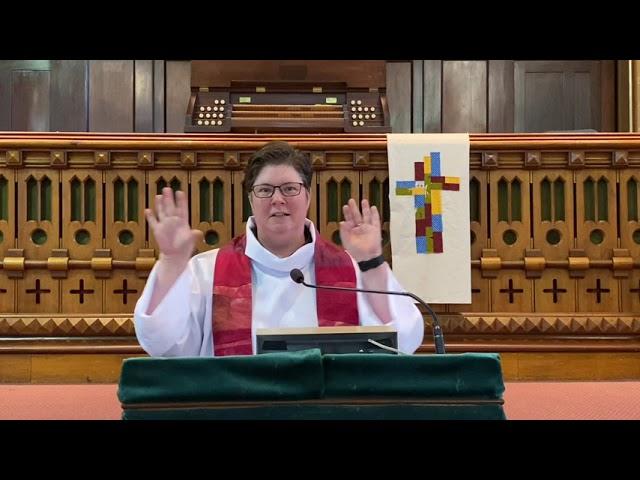 The Spirit | First Parish Sermon | May 23, 2021