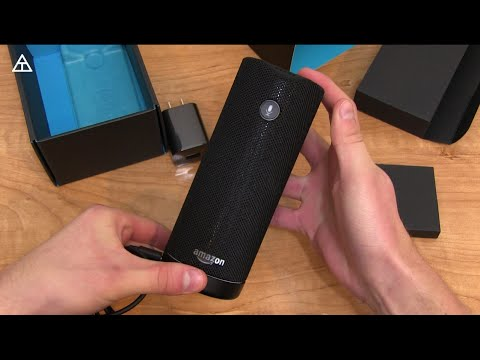 Amazon Tap Unboxing and Setup!