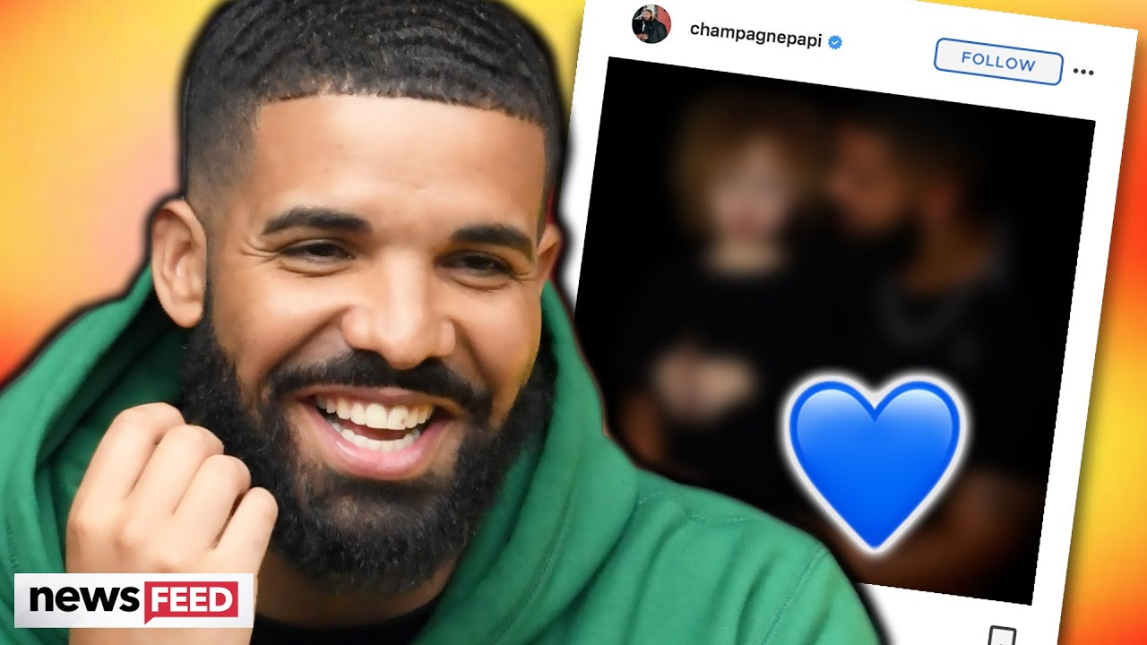 Drake debuts Son Adonis with IG Tribute!