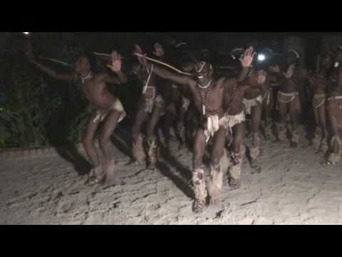 Cultural Songs and Dances from Botswana 1