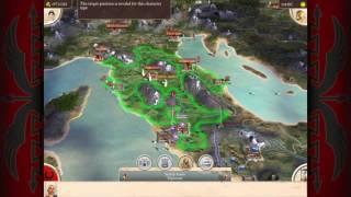 Rome: Total War — трейлер к релизу на iPad