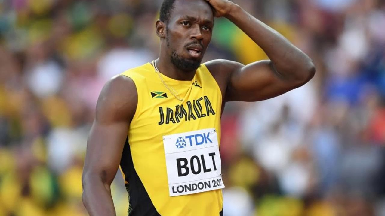 a99c47be93b Highlight of Usain bolt in London 2017 World Athletics Championships ...