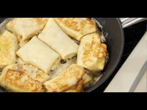 Блинчики с мясом  рецепт от шеф-повара  Илья Лазерсон  русская кухня
