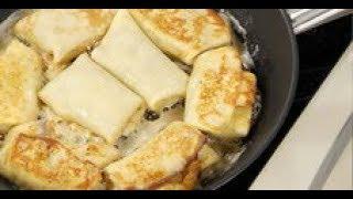 Блинчики с мясом рецепт от шеф-повара / Илья Лазерсон / русская кухня