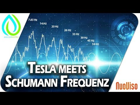 Tesla meets Schumann Frequenz - Arthur Tränkle und Peer Zebergs