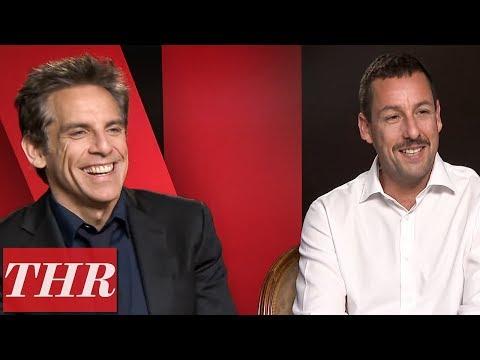 Ben Stiller, Adam Sandler, Dustin Hoffman & Emma Thompson on 'The Meyerowitz Stories' | Cannes 2017