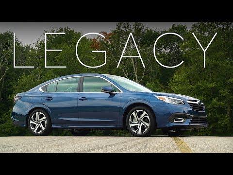 2020 Subaru Legacy Quick Drive | Consumer Reports