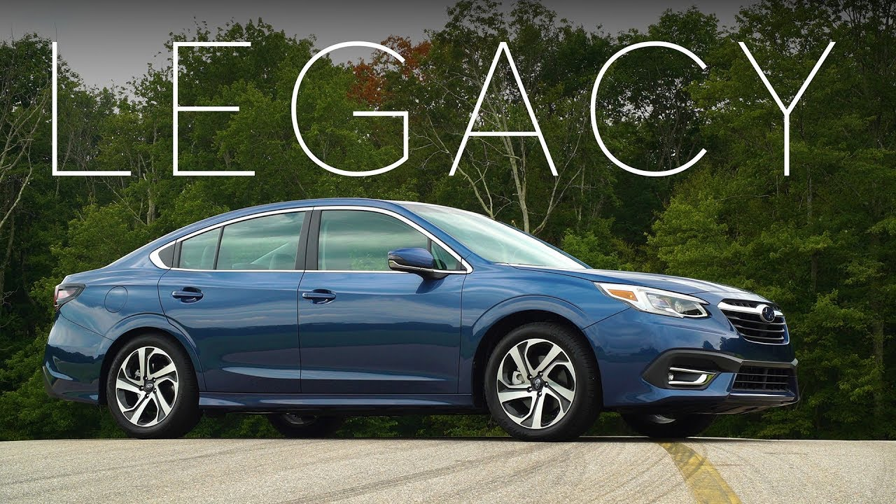 2020 Subaru Legacy Quick Drive Consumer Reports Youtube