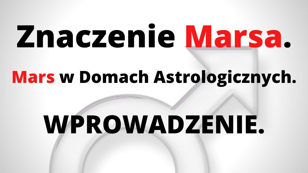 Znaczenie Ascendentu/Marsa/Barana.