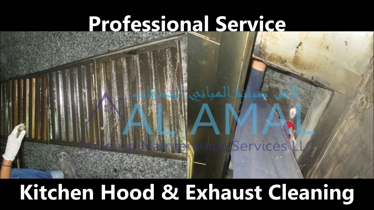 Image result for al amal kitchen duct cleaning