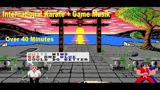 International Karate + Game Musik Over 40 Minutes