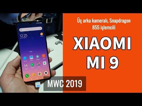Xiaomi Mi 9 Ön İnceleme