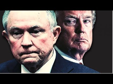 TRUMP CALLS ON AWOL JEFF SESSIONS TO END MUELLER WITCH HUNT!