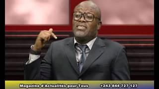 THIERRY MUKELEKELE PARLE DE LA DESTITUTION  DE MONSIEUR JEAN CLAUDE KAZEMBE MUSONDA