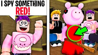 Can You Beat The PIGGY I-SPY CHALLENGE!? (NEW GAME MODE?!)