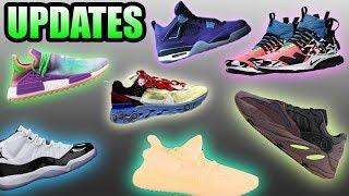 ACRONYM X PRESTO Secret Drop   RESTOCK - HUMAN RACES   GLOW IN THE DARK YEEZYS   Sneaker Updates
