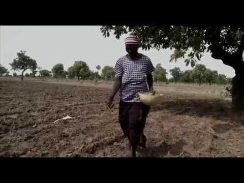 Growing Health Gardens in Burkina Faso