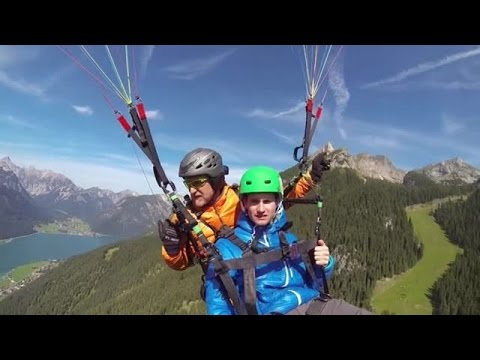 Traumhaftes Wanderparadies Achensee - VIDEO