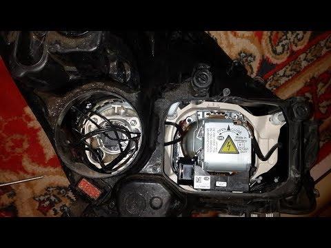 Как поменять лампочки передних габаритов и дальнего света не снимая саму фару на Opel Astra h!!