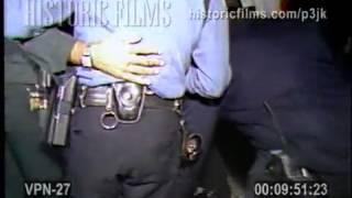 OVERTURNED TRACTOR TRAILER, HENRY HUDSON PARKWAY AND GEORGE WASHINGTON BRIDGE - 1987
