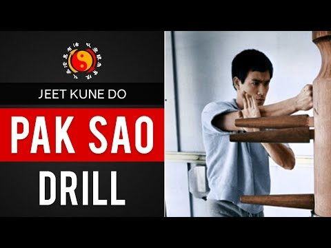 Bruce Lee's Jeet Kune Do Trapping Techniques