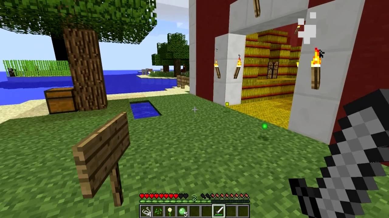 Como Hacer Una Cuerda En Minecraft La Granja Del Tutorial