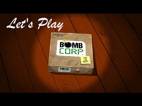 This Job Blows! Let's Play Bomb Corp -- Patent Pending