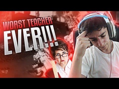 WORST TEACHER EVER!! | FaZe Rug