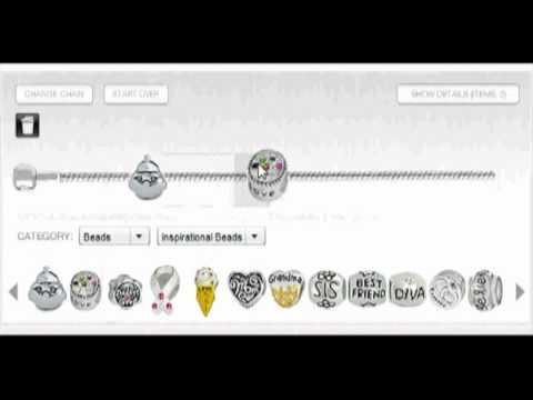 Build Your Own Bead Bracelet Pandora Compatible