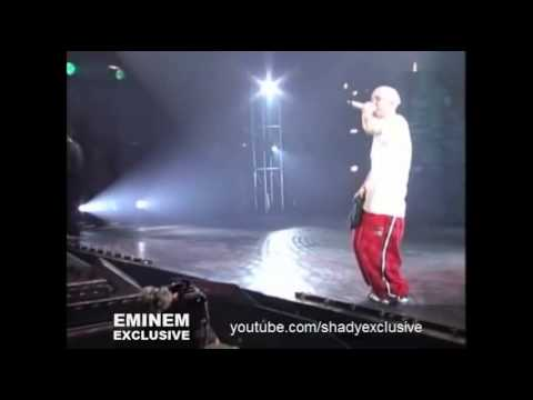 Eminem ft  Dr  Dre   Forgot About Dre   Live California 2001