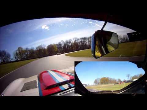 TSCC 2016 - Round 2 at Brands Hatch - Jaguar E-Type onboard