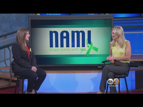 NAMI Director Encourages Outreach for Mental Health Awareness Month