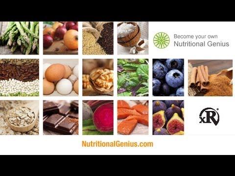 Nutritional Genius™ Food Sensitivity Information Video