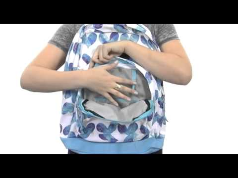 JanSport Right Pack Expressions SKU  8218083 - YouTube fc2b97c4b3a3e