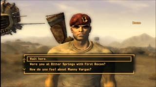 Let's Play Fallout New Vegas Very Hard-Hardcore Mode pt 32: Booted