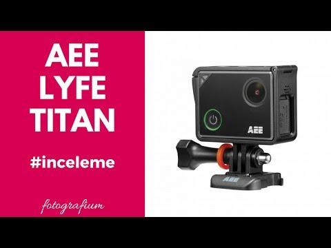 AEE Lyfe Titan Aksiyon Kamera İncelemesi (vs. GoPro Hero 5 Black) | fotografium.com