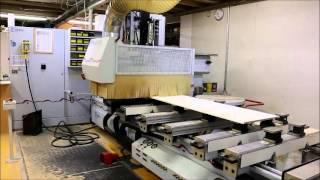 WEEKE WEEKE Optimat BHC 750 CNC Machining Center